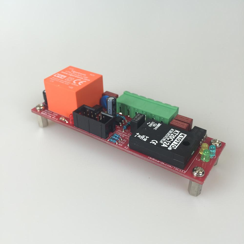 Wiring the ShureShot Driver Board in a Linea EE